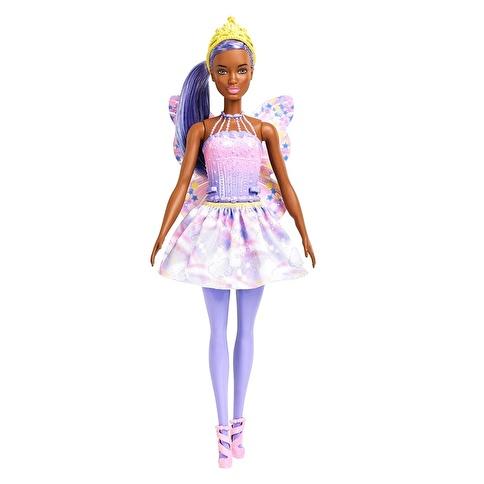 Barbie Barbie Dreamtopia Peri Bebekler Renkli